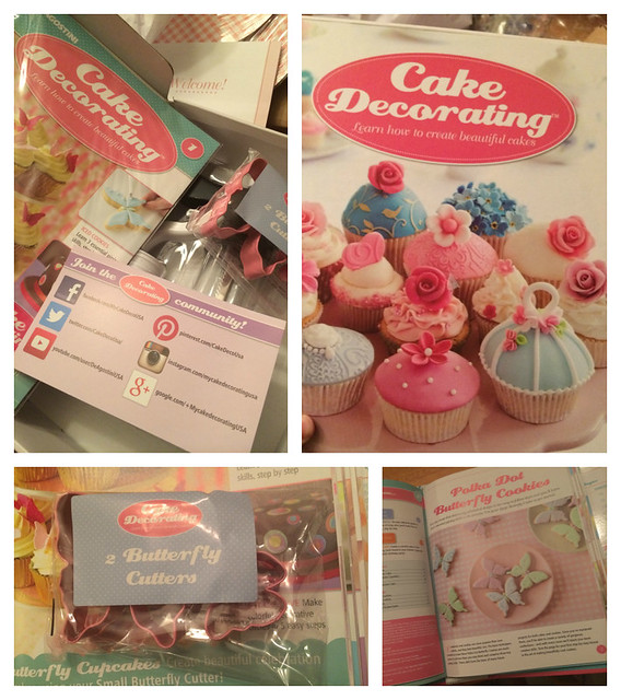 Cake Decorating Kit Of The Month : Cake Decorating Kits {Review} - A Camera and A Cookbook