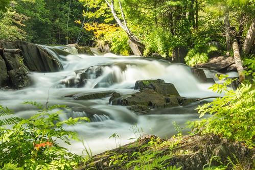 longexposure ontario canada nature waterfall cordova havelock