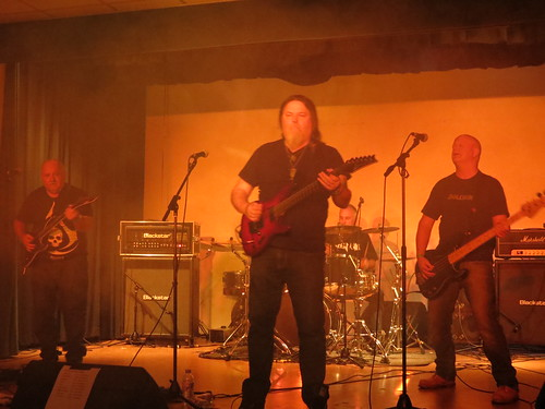 Dream Overkill at the Rock Den 23-8-14