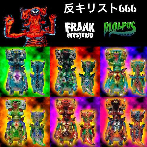 frankmysterio x blobpus