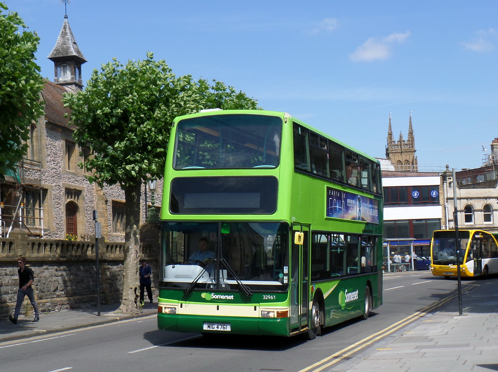 Buses of Somerset 32961 - MIG4761