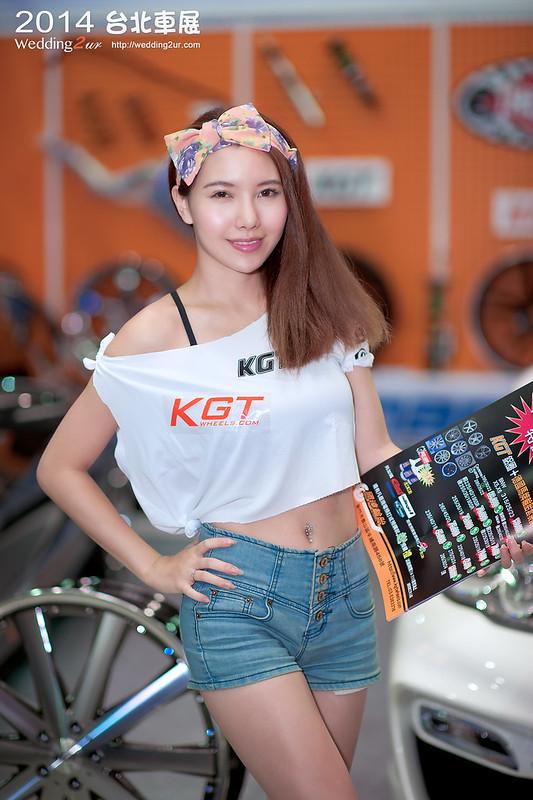2014台北車展 show girl,29