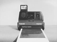 3-15-2014, 74/365, Polaroid Camera