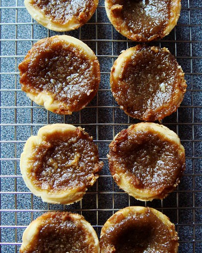 Being Canadian: Maple Butter Tarts - Dessert By Candy