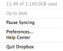 Dropbox Pro Now Comes With 1TB Of Storage For US$9.99/month