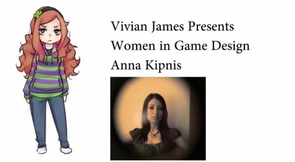 Vivian James Presents