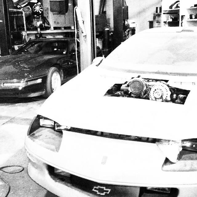 chevy #camaro #fbody #4thgen #bigblock #496 #efi #custom
