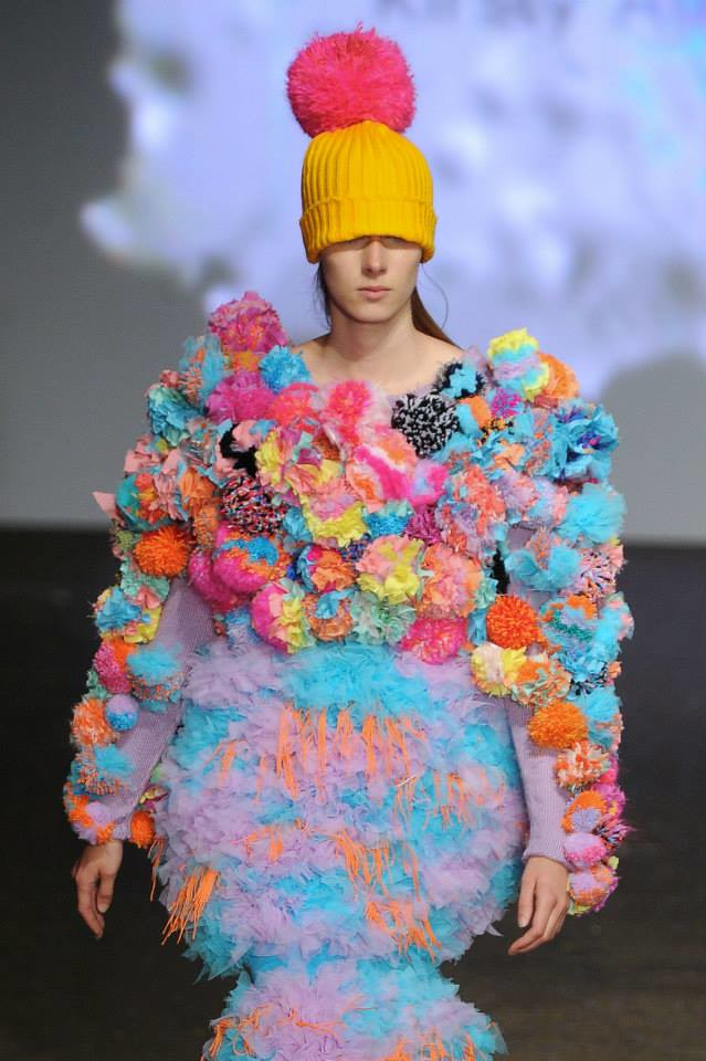Graduate Collection - Kirsty Anderton