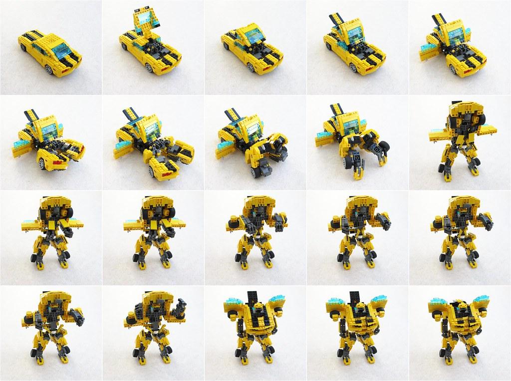 Transformers 15082769660_2fa2bd03a1_b