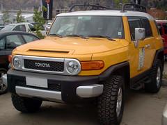 Toyota FJ Cruiser Limited 2007