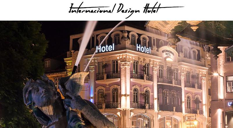 internacional design hotel titulo