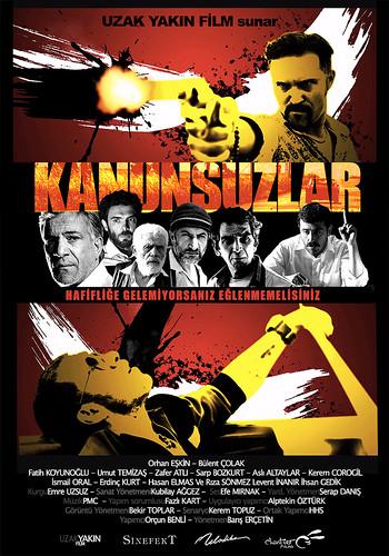 Kanunsuzlar (2014)