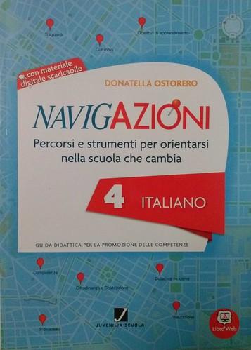 Navigazioni 4 italiano con CD-Rom demo - Percorsi e strumenti per orientarsi nella scuola che cambia - Guida Didattica per Insegnanti della Scuola Primaria