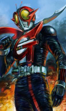 Kamen Rider G - Kamen Rider G