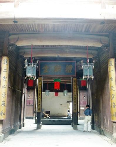 Jiangxi-Wuyuan-Xiaoqi (5)