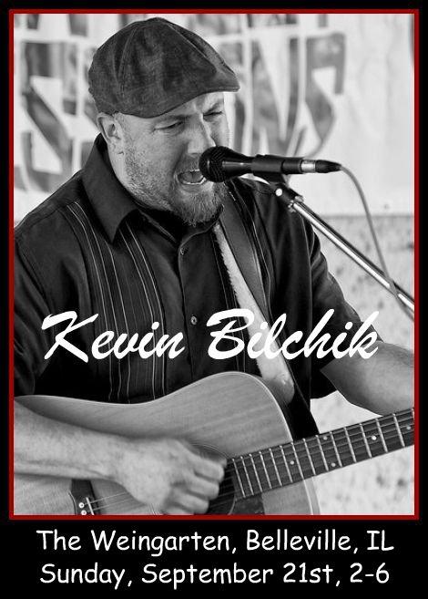Kevin Bilchik 9-21-14