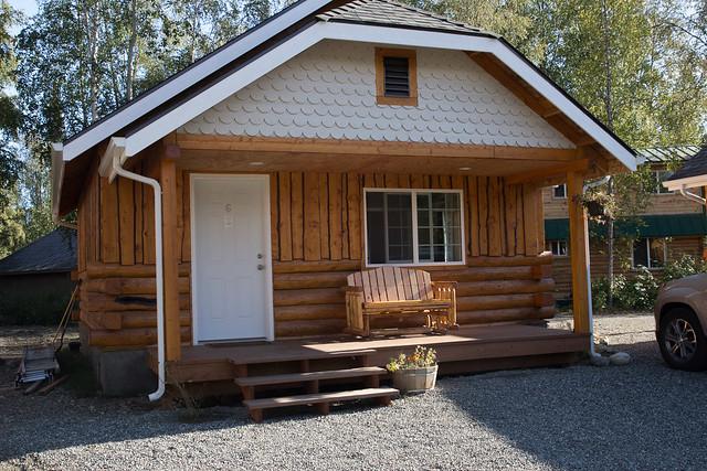 Denali Fireside Cabins, Talkeetna, Alaska