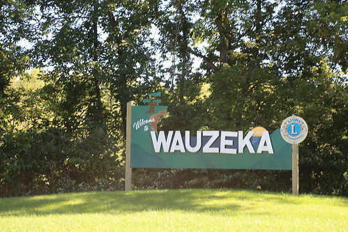 Wauzeka Wisconsin, Crawford County WI