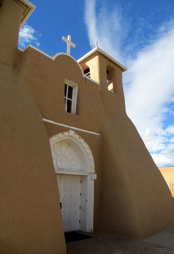 Ranchos Church, New Mexico