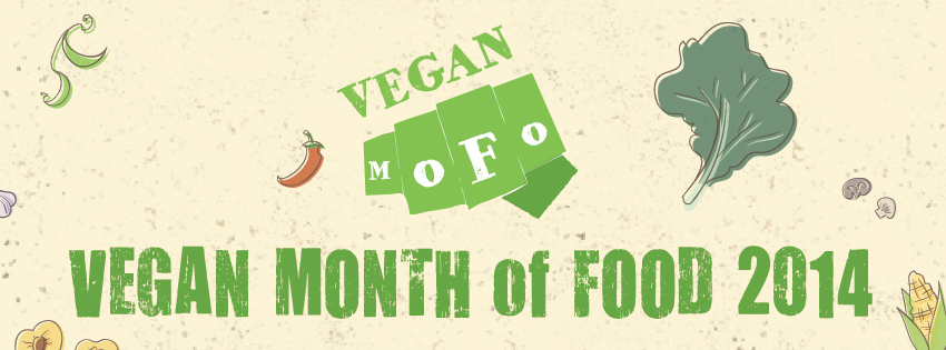 Vegan Mofo 2014