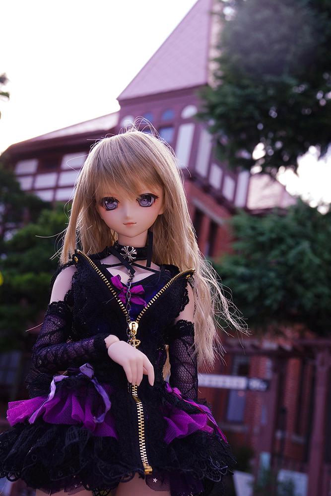 Rin @ 遠坂家 XD