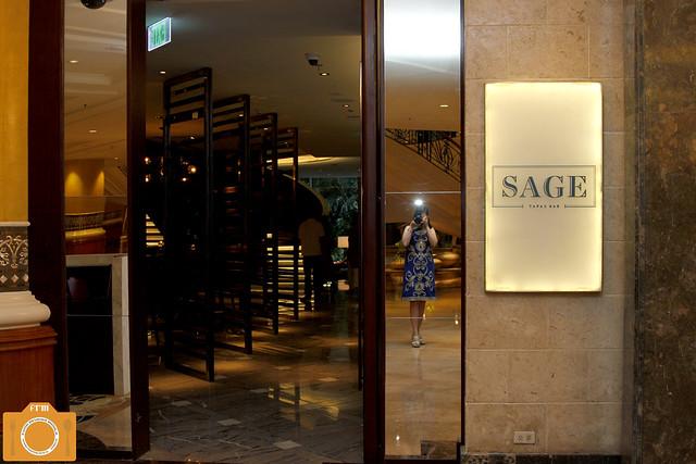 Sage entrance
