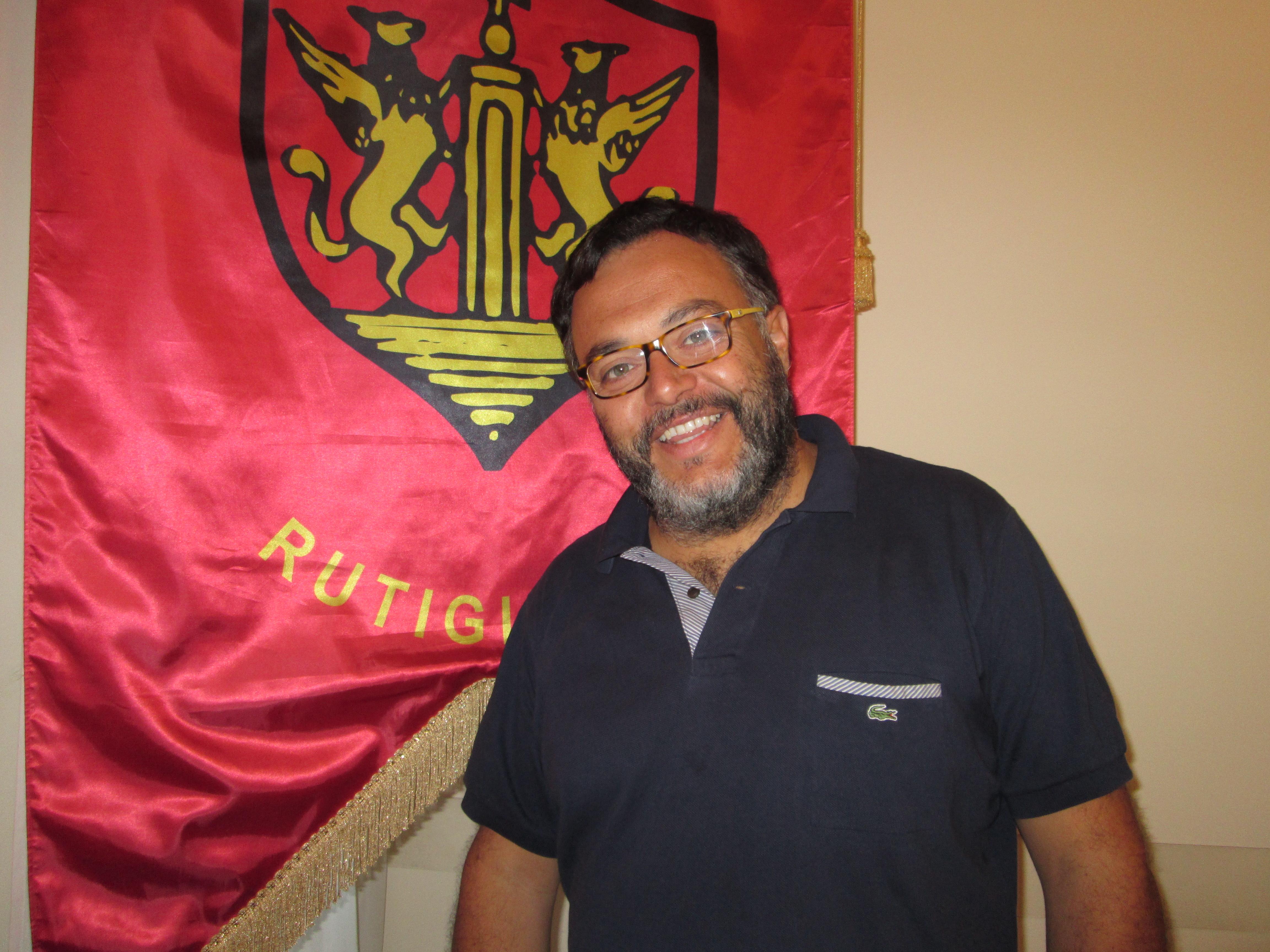 L'assessore a Turismo e Cultura Gianvito Altieri