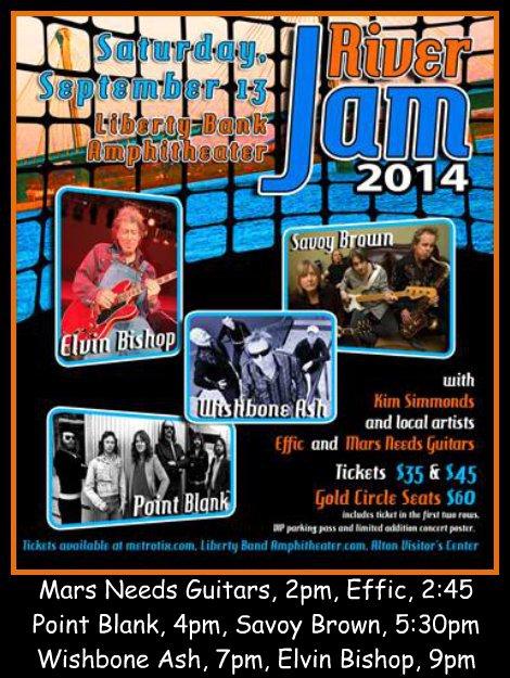 River Jam 9-13-14
