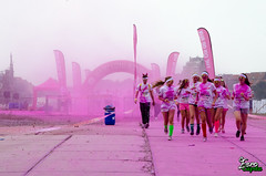 The Color Run Belgium 2014