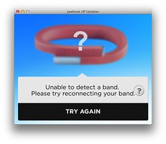Jawbone UP24 Firmware Updater - 01