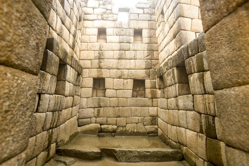 room in machu picchu