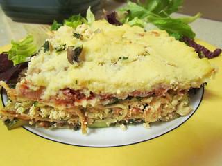Deluxe Vegetable Lasanga