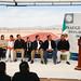El Gobernador Guillermo Padrés Elías, inauguró pista de atletismo. por Guillermo Padrés Elías