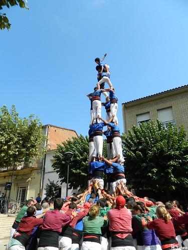 Diada a Llinars del Vallès