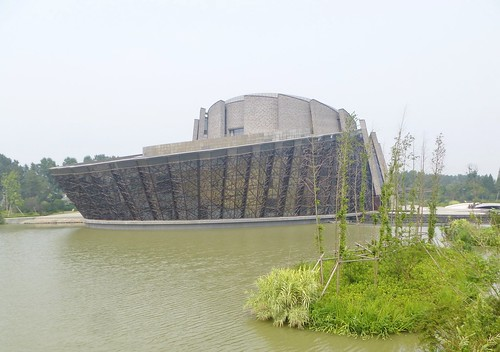 Zhejiang-Wuzhen -Théâtre(4)