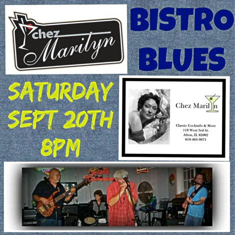 Bistro Blues 9-20-14
