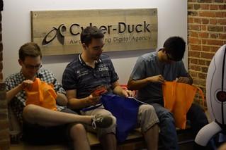 Quack Hack 2013