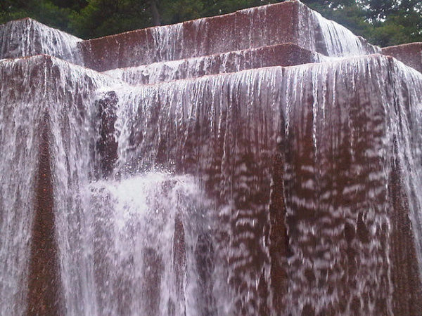 Keller Fountain