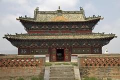 Temple - Erdene Zuu Khid