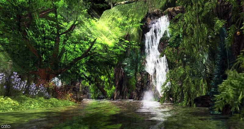 Flanagan Falls - IV