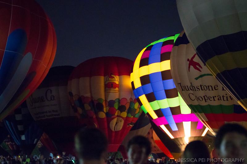 balloon glow 2014 st louis