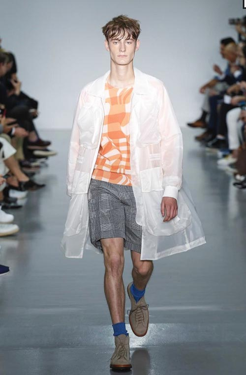 LOU DALTON MENSWEAR SPRING/SUMMER 2016 LONDON