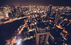 Nightscape - Umeda - Osaka