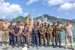 Training of Maritime Security Forces is vital to the sustainable success of Operation Atalanta
