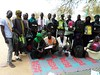i volontari sanitari dei villaggi