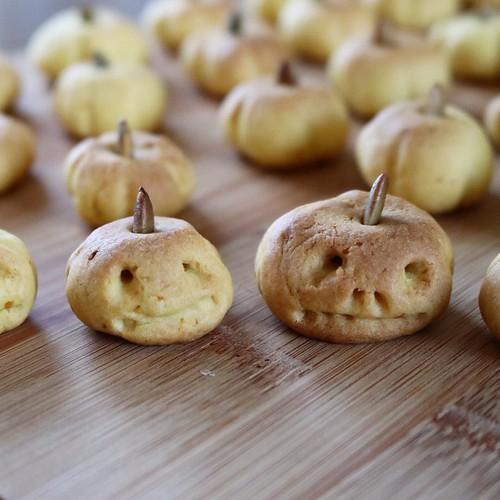 Trick or Treat! #ハロウィン #halloween #クッキー #パンプキン