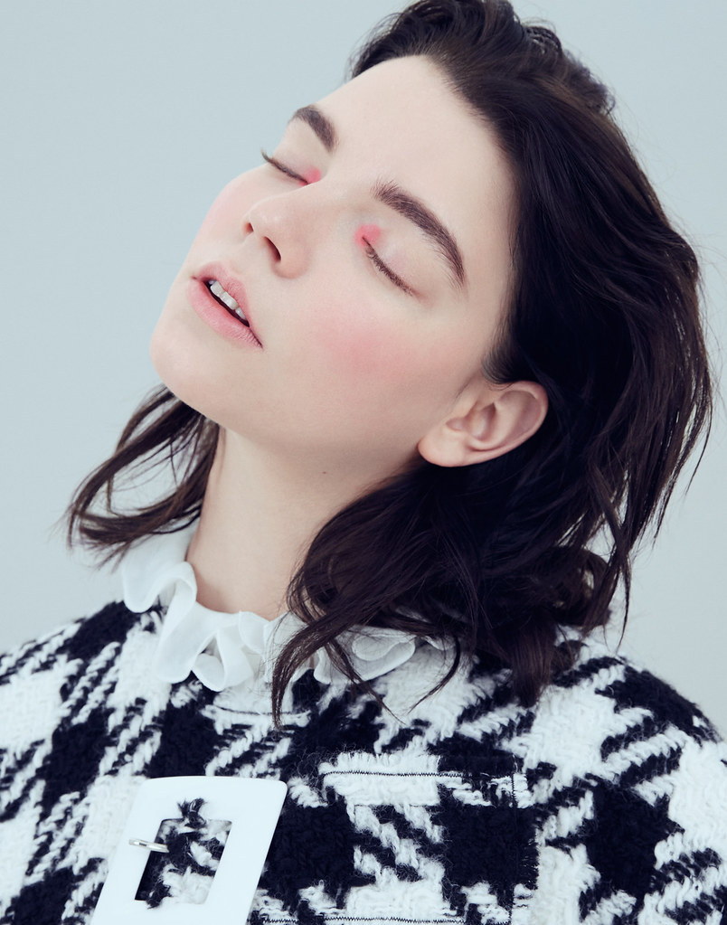 Аня Тейлор-Джой — Фотосессия для «InStyle» 2016 – 4