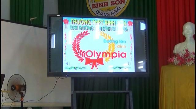Cuộc thi Đường lên đỉnh Olympia năm học 2016-2017
