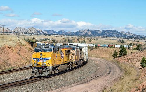 UP Train QCONP-22 DPU's