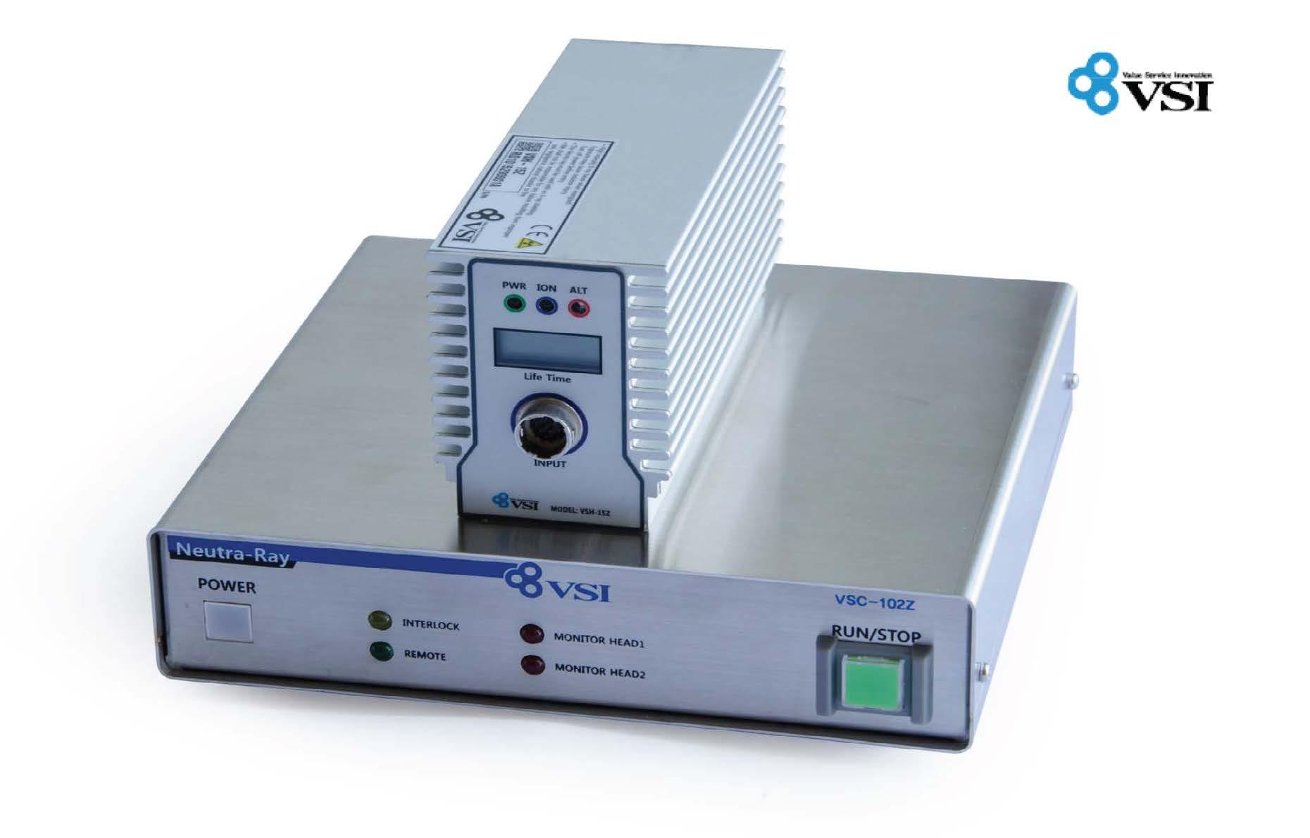 VSI 系列 15KV X-RAY ionizer